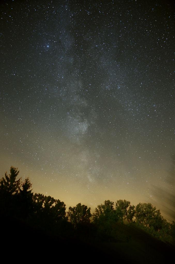 Photos de la Voie Lactée sans prétention VL1aw