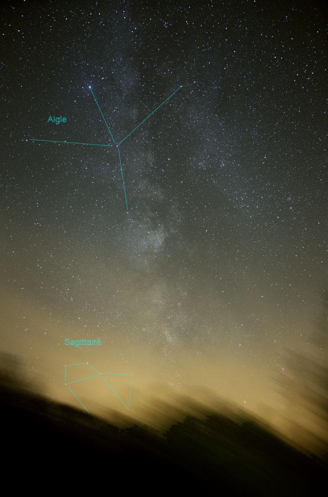 Photos de la Voie Lactée sans prétention VL1wL