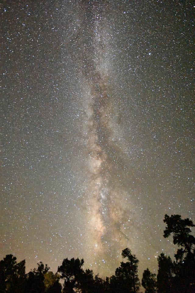Photos de la Voie Lactée sans prétention VLPhilippeUSAFB