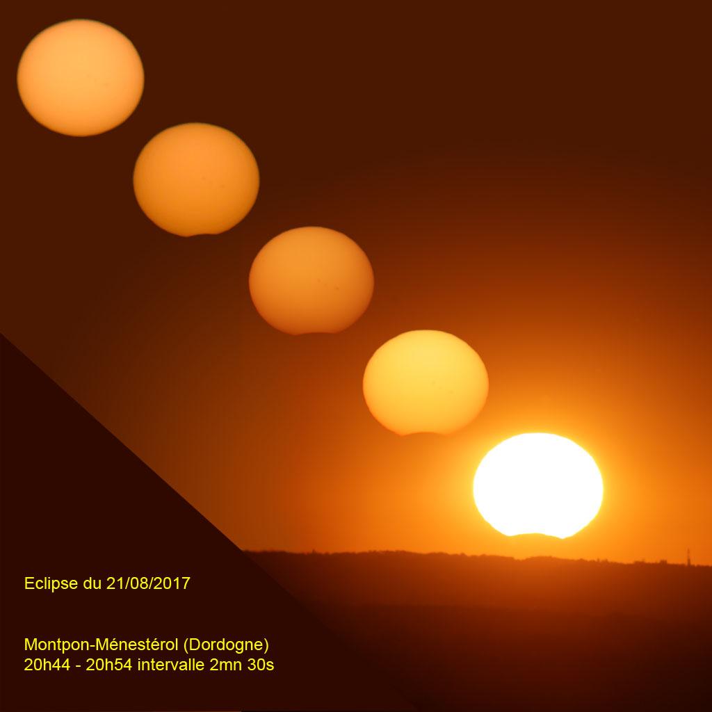 Eclipse du 21/08 (suite) Chapeletw